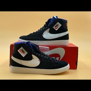 Blazer Mid Rebel 'Black'